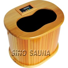 2012 New Design wooden Infrared Foot and leg Sauna