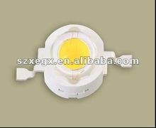 2850-3050k Light Emitting Diode Bridgelux chip 1w/3w for LED light