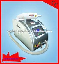 hot machine q switch beauty laser apparatus
