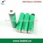 18650 li-ion battery 3100mAh