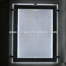 A1 A2 A3 A4 A5 LED magnetic crystal window light box