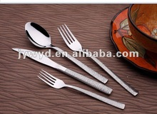 2012 newly design stainless steel cutlery
