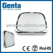 500x500 AL Square Surface Mounted LED Ceiling Light 28W