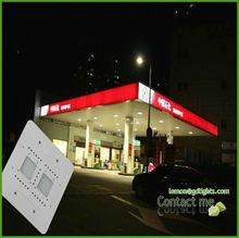 120W Cree LEDs gas station led canopy lights