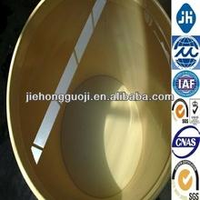 Electrical conductivity silicone rubber