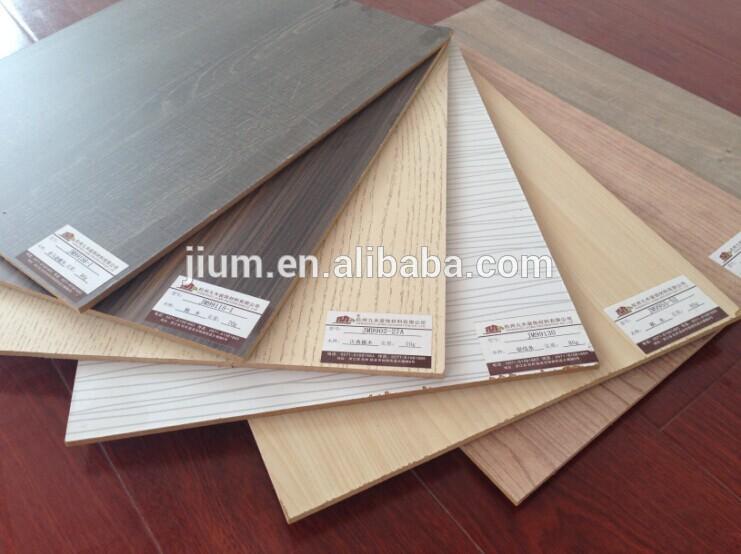 jium muebles de alta calidad de papel decorativo