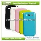 Wholesale TPU phone case for new model i9300