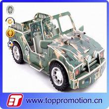 educational paper toys 3d puzzle custom diy military truck shape 3d paper puzzle