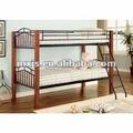tablero de mdf de madera cama litera doble para mobiliarioescolar