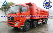 Dongfeng 8*4 dump truck DFL3310A9 340hps