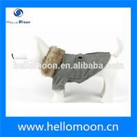 Classic Design Charming Pet Windbreaker Designer Dog Clothes Wholesale