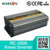 12v 5000w dc ac power inverter car battery
