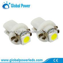 T5 286 dashboard white led car bulbs light