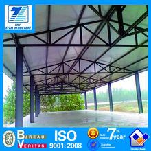 tow storeies steel structure design