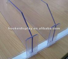 plastic shelf dividers