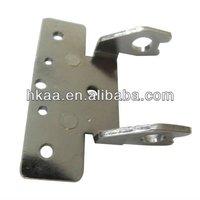 stamping metal connecting shelf bracket for wood