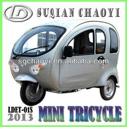 baosteel materials 3 wheel mini electric car