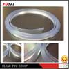 PVC clear 20mm car body decoration strip