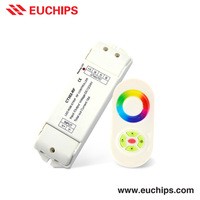 3 Channel Wireless Remote RGB LED Controller