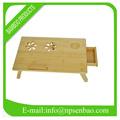 bambu mesa dobrável portátil para computador