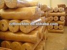 soundproof cork sheet underlayment