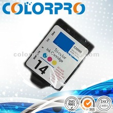 Color Inkjet Cartridge Compatible for HP 5010 (14)