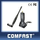150Mbps ralink usb wireless lan adapter+1.5m base 5dBi antenna comfast CF-WU881NL