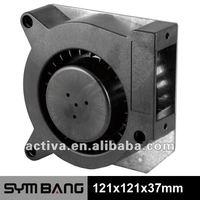DB12137 12v24v48v dc electric small air blower