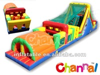 obstacle course equipment/cheap inflatable obstacle course sale