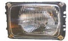 BENZ CAR HEAD LAMP