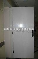 Double Leaf Flush Steel Door,exteiror flush steel door
