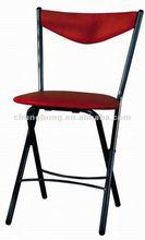 2012 Chung Hong PVC Cushion Metal Foldable Chair