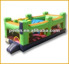 hot sale new inflatable obstacle course