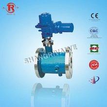Insulation electric ball valve