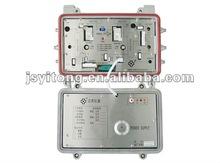 High Output Level Bidrectional Hybrid Amplifier