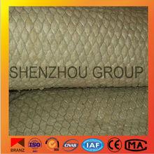wire mesh rock wool blanket,rock wool insulation blanket wire mesh