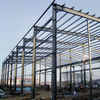 China steel roof construction structures