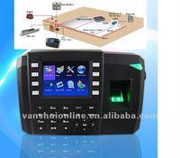 building management system Bimetric access control machine