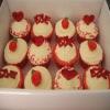 lovely customer pattern paper cupcake box