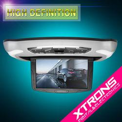 CR103HD-Grey - 10.1'' HD DIGITAL TFT MONITOR CAR ROOF DVD PLAIER
