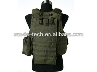 Military Tactical Bullet proof vest