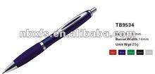 Metal pluma pens metal detector pen
