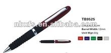 Metal pluma pens metal detectable pens