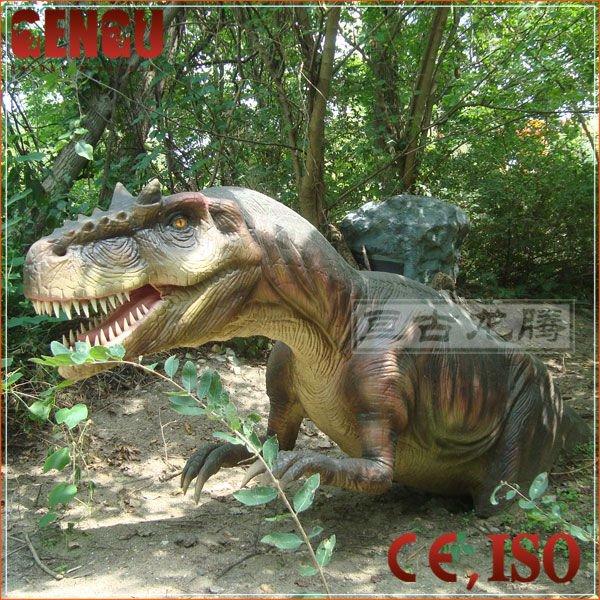 The dino park life form dinosaur