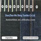 100% cotton colored selvedge denim jeans fabric manufacturers