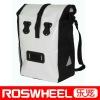 """Tarpaulin""-foil Combined Bicycle Rear Bag"