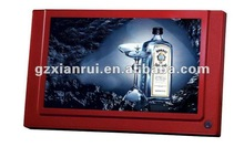 17 inch lcd media player for wallmounted