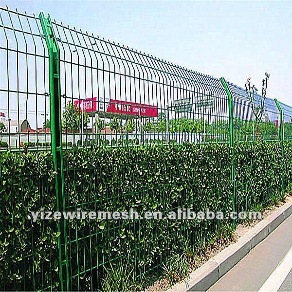 Road Divider Design Welded Road Divider Fence
