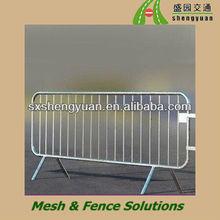 pedestrian barrier accessories,aluminum crowd control barrier