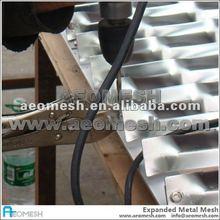 Aluminum Expanded Metal Mesh (factory)